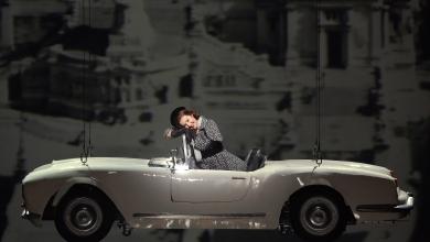 Photo of Una Lancia B24 stampata in 3D in dimensioni reali per il Teatro La Scala