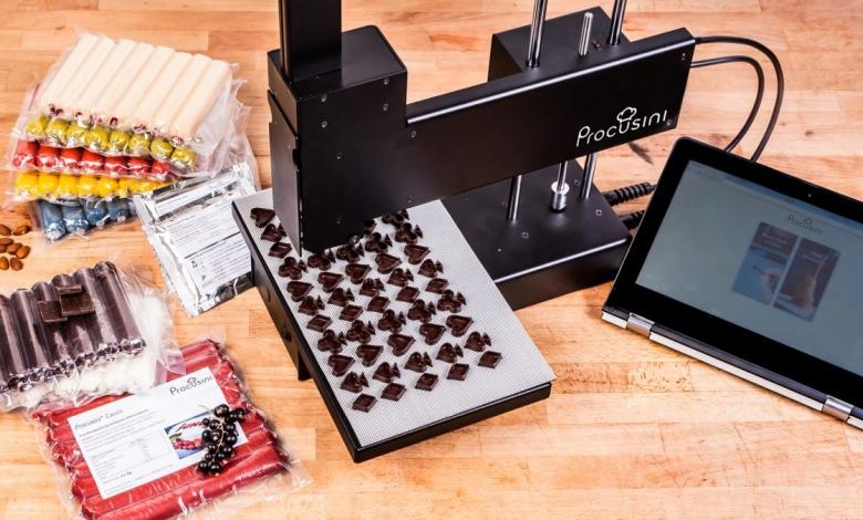 Photo of ShapeMode rivenditore ufficiale di Procusini, stampante 3D per il settore alimentare