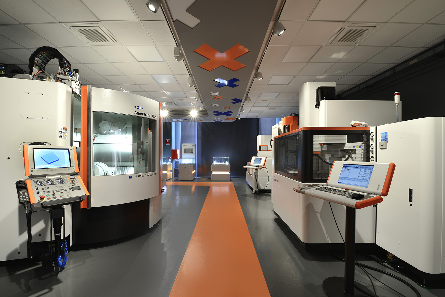 3D Systems GF Machining