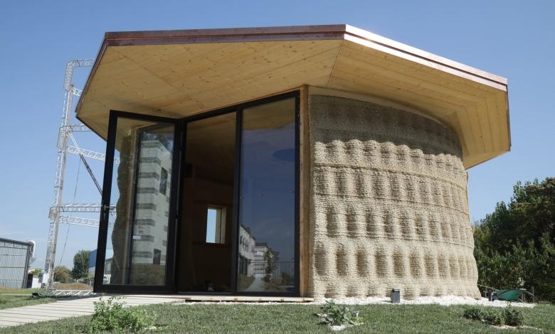 Photo of WASP mostra Gaia, la prima casa stampata in 3D usando solo terra, acqua e riso