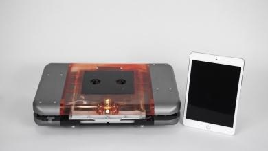 Photo of Arriva New Lumifold TB e i tablet diventano stampanti 3D