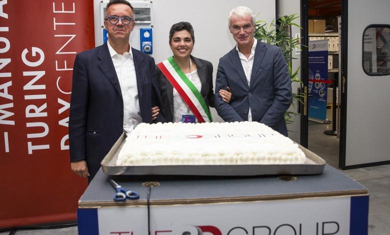 Photo of THE3DGROUP inaugura al Polo Tecnologico di Bentivoglio la filiera della manifattura digitale