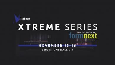 Photo of Roboze presenta al Formnext 2018 le nuove stampanti Xtreme