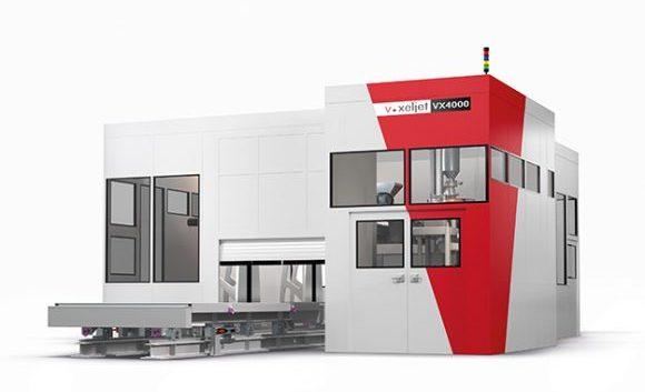 Photo of Voxeljet porta la sua stampa 3D binder-jet nell'edilizia