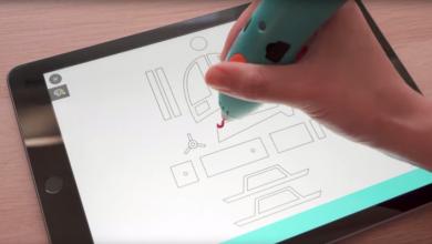 Photo of 3Doodler arriva su smartphone e tablet con la prima App dedicata