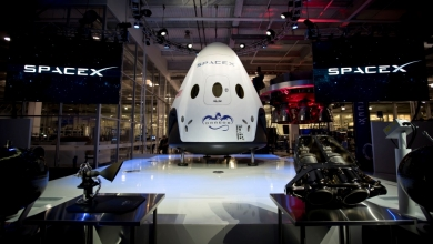 Photo of Crew Dragon di SpaceX vola con un motore stampato in 3D