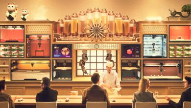 Photo of Sushi Singularity: il futuro del cibo è personalizzato e stampato in 3D
