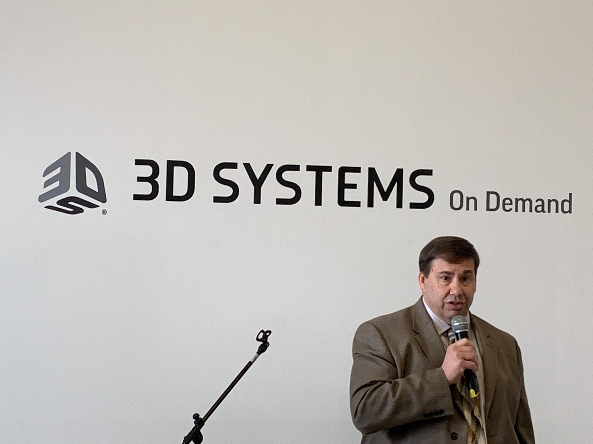 3D Systems on Demand