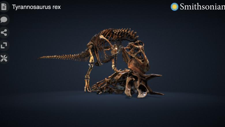 Photo of Il museo Smithsonian presenta la sua nuova mostra con l'aiuto della stampa 3D