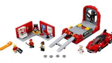 Photo of Il centro di sviluppo Ferrari Lego Speed Champions è dotato di una stampante 3D Lego