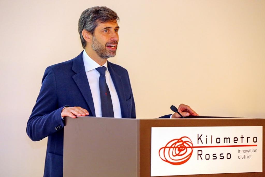 Salvatore Majorana, direttore di Kilometro Rosso,