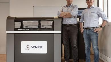 Photo of Spring S.r.l. aumenta la sua offerta con la J750 di Stratasys