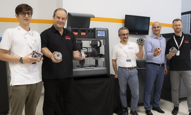 Photo of Energy Group celebra le prime installazioni di Desktop Metal Studio System in Italia e da il via a una nuova era per la stampa 3D dei metalli
