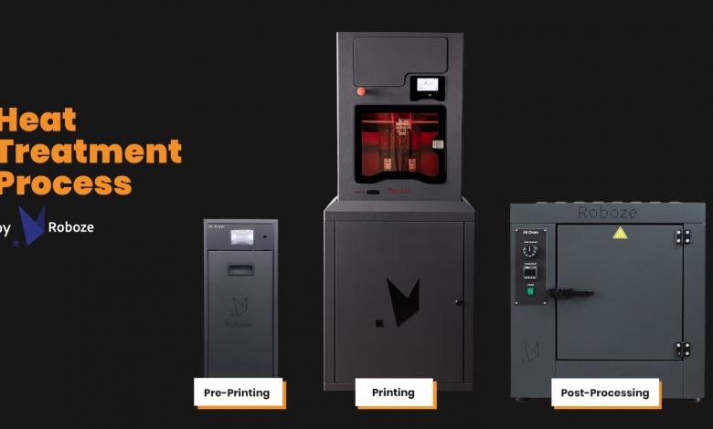 Photo of Roboze presenta al Formnext 2019 nuove soluzioni pre e post stampa