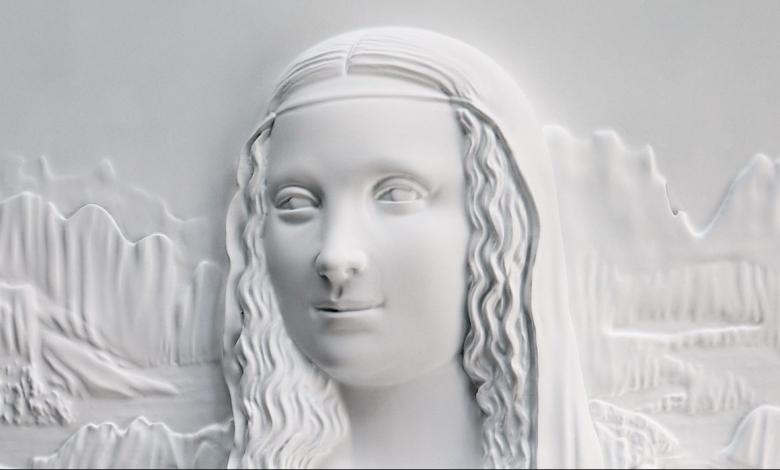 Photo of La Gioconda di Leonardo adesso è anche fiscamente in 3D