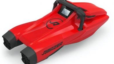 Photo of AMAZEA è il primo scooter d'acqua stampato in 3D