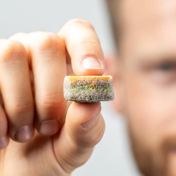 Photo of La start-up Nourish3d lancia le vitamine 3D personalizzabili