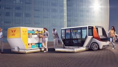 Photo of Rinspeed presenta il nuovo veicolo elettrico MetroSnap, con parti stampate in 3D