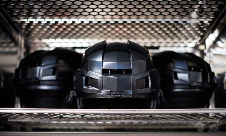 Photo of KAV porta sul ghiaccio i caschi stampati in 3D