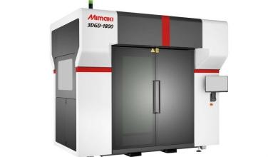 Photo of Mimaki lancia la nuova stampante 3D di grande formato Mimaki 3DGD-1800
