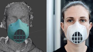 Photo of WASP condivide processi open source per la produzione di maschere e caschi protettivi personalizzati