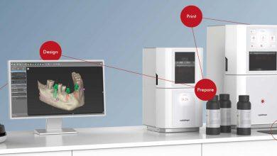Photo of Rapid Shape e VOCO qualificano materiali dentali per la stampa 3D