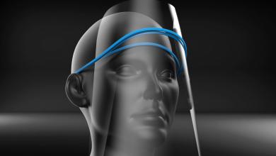 Photo of L'open source Face Shield X può essere stampato in meno di 60 secondi