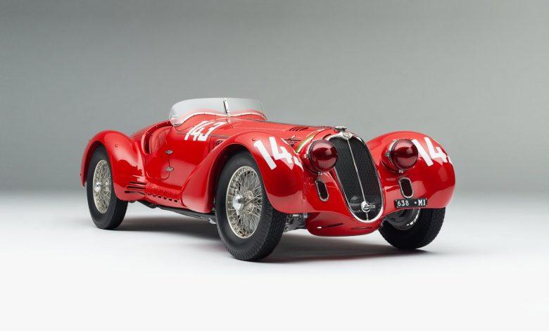 """Photo of """"Amalgama"""" di stampa 3D e tradizione per i modellini delle auto più belle del mondo"""