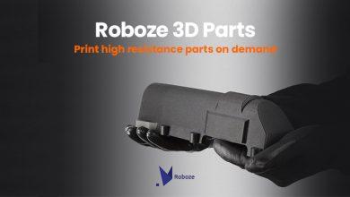 Photo of Nasce Roboze 3D parts, il servizio di produzione di componenti