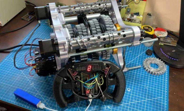 """Photo of Un nuovo cambio automatico da F1 """"fatto in casa"""" con la stampa 3D"""