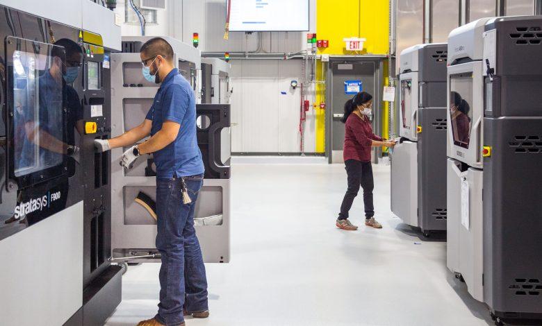 Photo of Come GM utilizza la stampa 3D per realizzare 30.000 ventilatori COVID-19