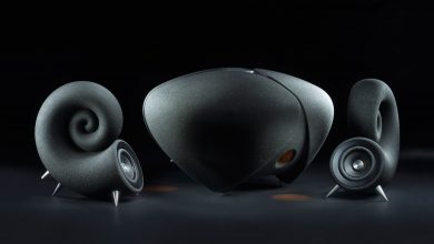 Photo of Ecco lo sbalorditivo Ionic Sound System in sabbia, stampato in 3D da Deeptime