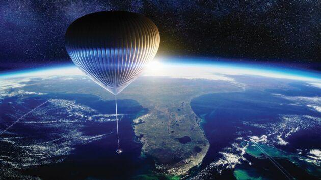 Photo of Space Perspective riavvia il volo passeggeri verso la stratosfera