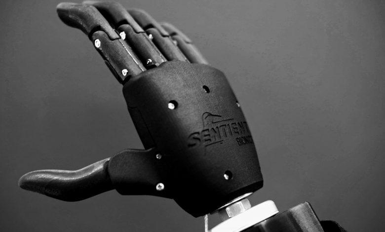 Photo of Mano protesica con stampa 3D GoProto ANZ e Sentient Bionics