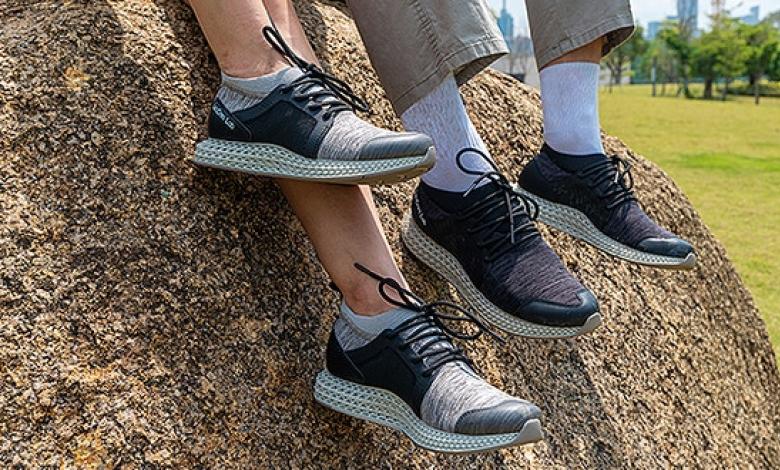 Photo of LuxCreo lancia scarpe impermeabili Bisca360 con intersuola stampata in 3D