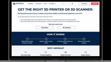 Photo of Aniwaa lancia la nuova piattaforma di confronto delle stampanti 3D
