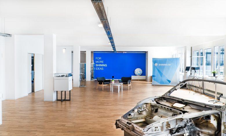 Photo of SHINING 3D apre un nuovo ufficio a Stoccarda, in Germania