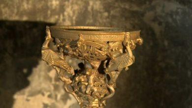Photo of Stampa 3D utilizzata per ricreare un candelabro del XII secolo