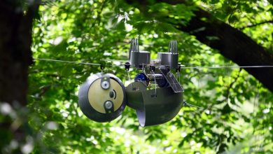 Photo of SlothBot, un adorabile robot stampato in 3D ecologico