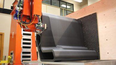 Photo of Thermwood dimostra una tecnologia di stampa a strato verticale con LSAM MT