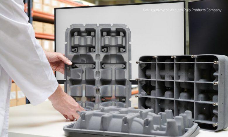 Photo of HP introduce strumenti avanzati per imballaggi in fibra stampata