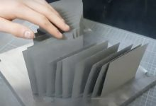 Photo of Il tungsteno flessibile da 70 micron stampato in 3D da TWI porta le pareti sottili a un nuovo livello
