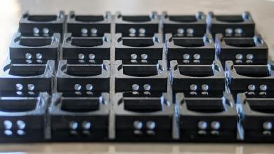 Photo of Unispectral utilizza la micro stampa 3D per produrre in serie adattatori per filtri NIR