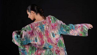 Photo of I designer Ganit Goldstein e Julia Koerner esplorano la stampa 3D diretta su tessuto