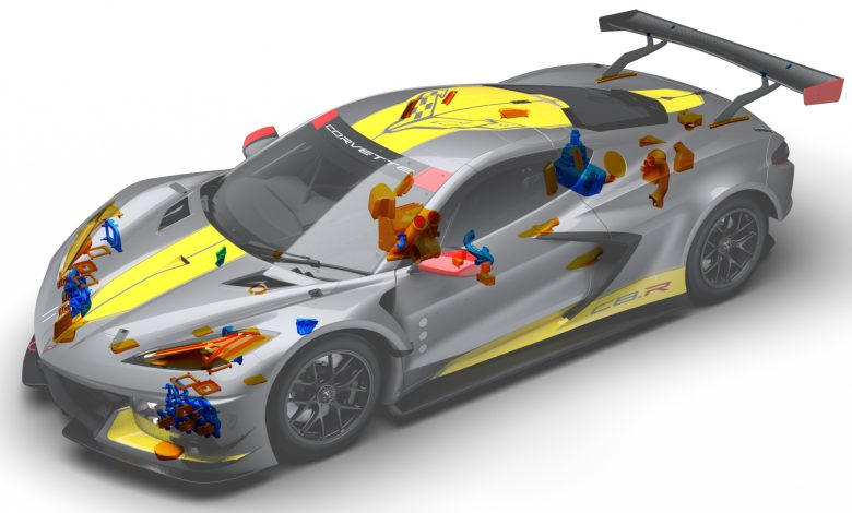 Photo of Chevrolet Racing adotta parti stampate in 3D per supportare oltre 80.000 miglia di corse