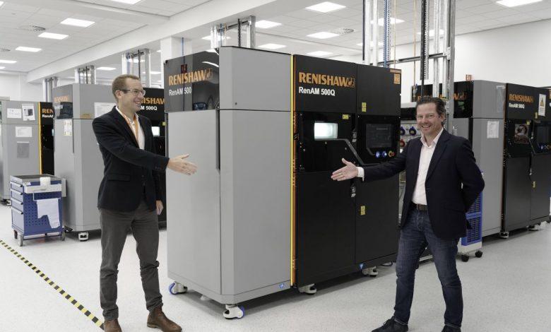 Photo of Il nuovo Digital Manufacturing Center del Regno Unito ordina due RenAM 500Q