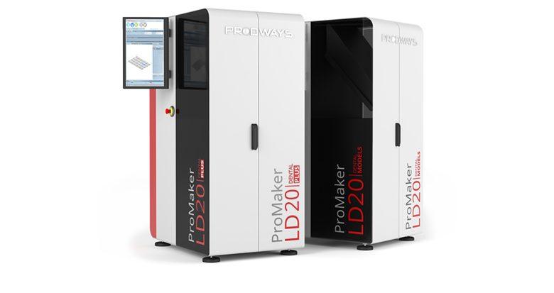 Photo of Prodways vende due stampanti ProMaker LD 20 al produttore polacco di allineatori ortodontici Brightalign