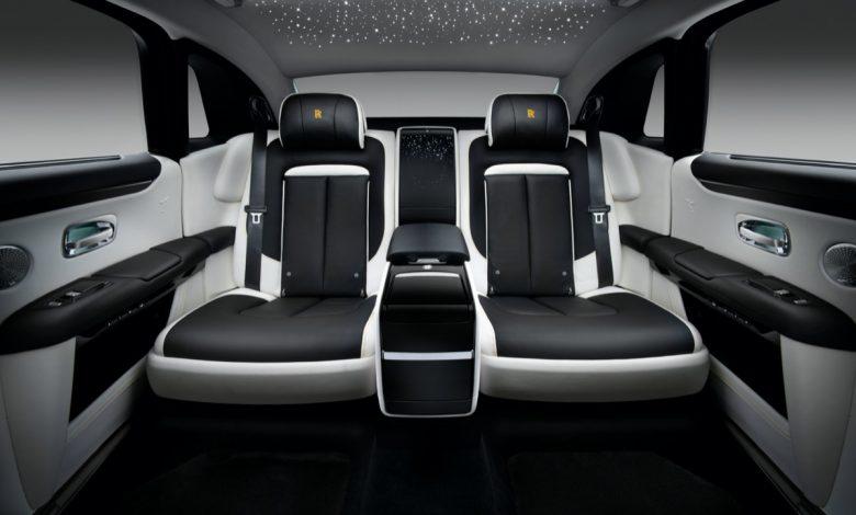 Photo of La nuova Rolls Royce Ghost Extended integra più parti stampate in 3D per aumentare lo spazio per le gambe