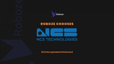 Photo of Roboze sceglie NCS Technologies come rivenditore per i suoi sistemi di stampa 3D ARGO