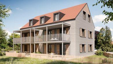Photo of PERI sta stampando in 3D un condominio di tre piani in Germania